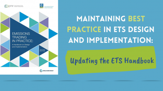 Maintaining best practice in ETS design and implementation