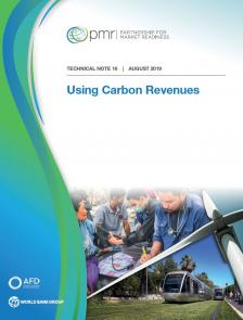Carbon pricing is increasingly recognized as an important source of government revenue. Carbon revenues can be crucial in supporting cost-effective climate mitigation, industrial competitiveness and other economic and development objectives. How carbon revenues are used and how these uses are communicated are also critical for public and stakeholder acceptability of carbon pricing. This report provides practical guidance on using carbon revenues by helping policymakers understand the implications, opportuni