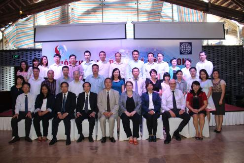Vietnam Carbon Pricing Technical Training (September 2015)