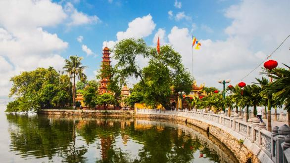PA15 will take place in Hanoi, Vietnam. Photo Source: Tran Quoc Pagoda