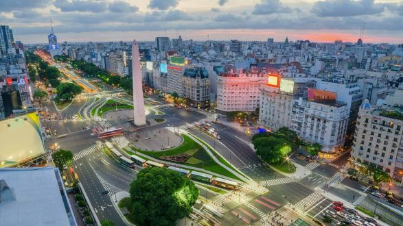 Technical Workshop 27 will be held in Buenos Aires, Argentina. Photo Source: possible.com