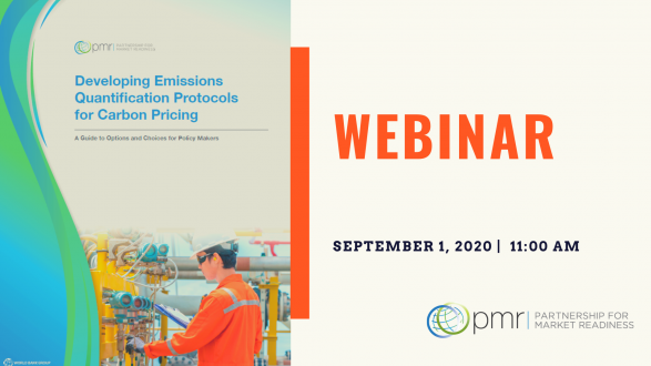 Developing Emissions Quantification Protocols webinar